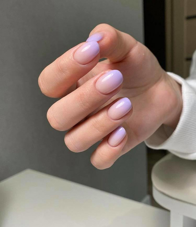modern french manicure ideas for fall 7