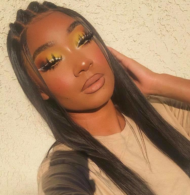 yellow eyeshadow is the hottest end-of-summer makeup trend 3