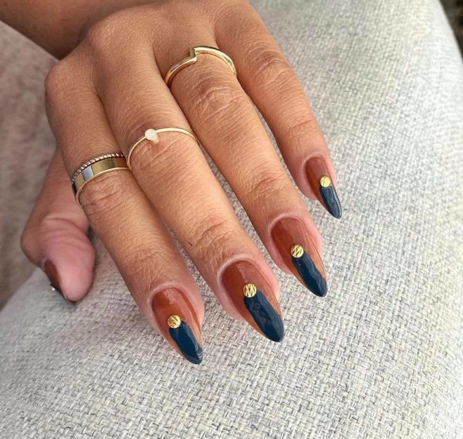 easy fall nail designs to recreate at home 2