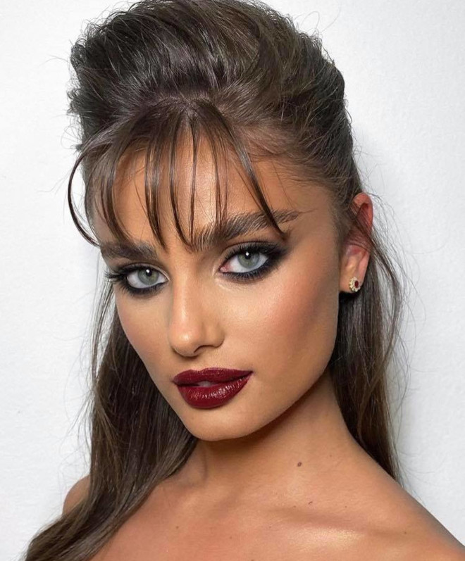 fall makeup trends celebrities are wearing 5