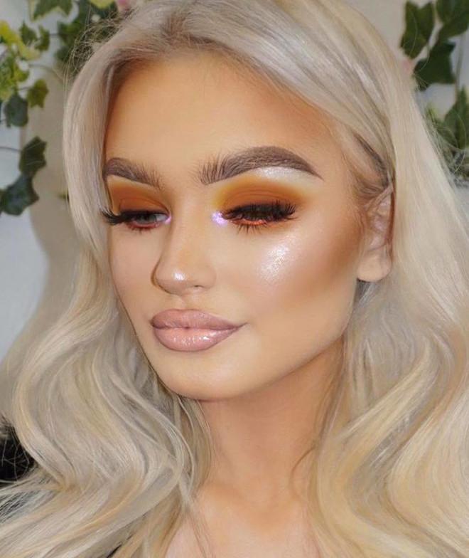 fall orange makeup looks to match your pumpkin spice latte 2