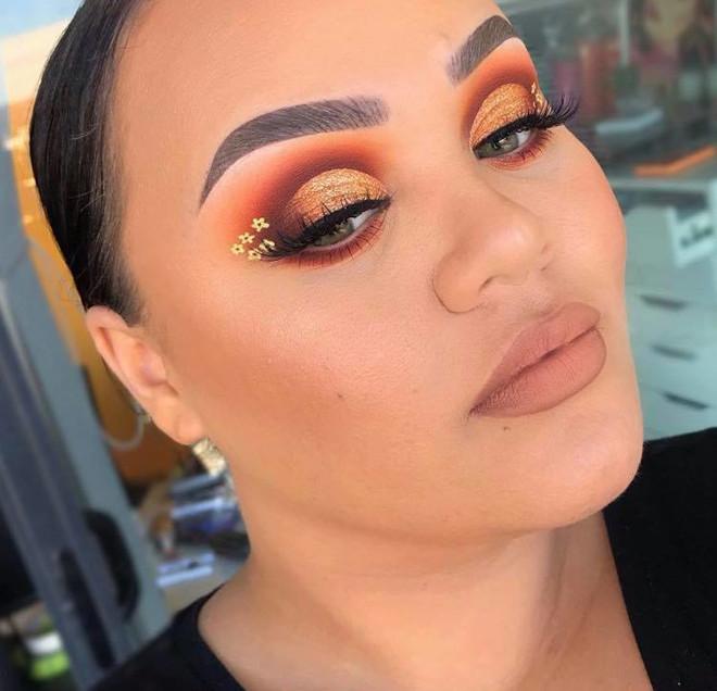 fall orange makeup looks to match your pumpkin spice latte 9