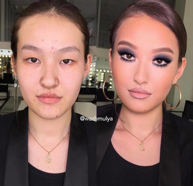 from cute to bombshell – these glamorous beauty transformations will blow your mind 8