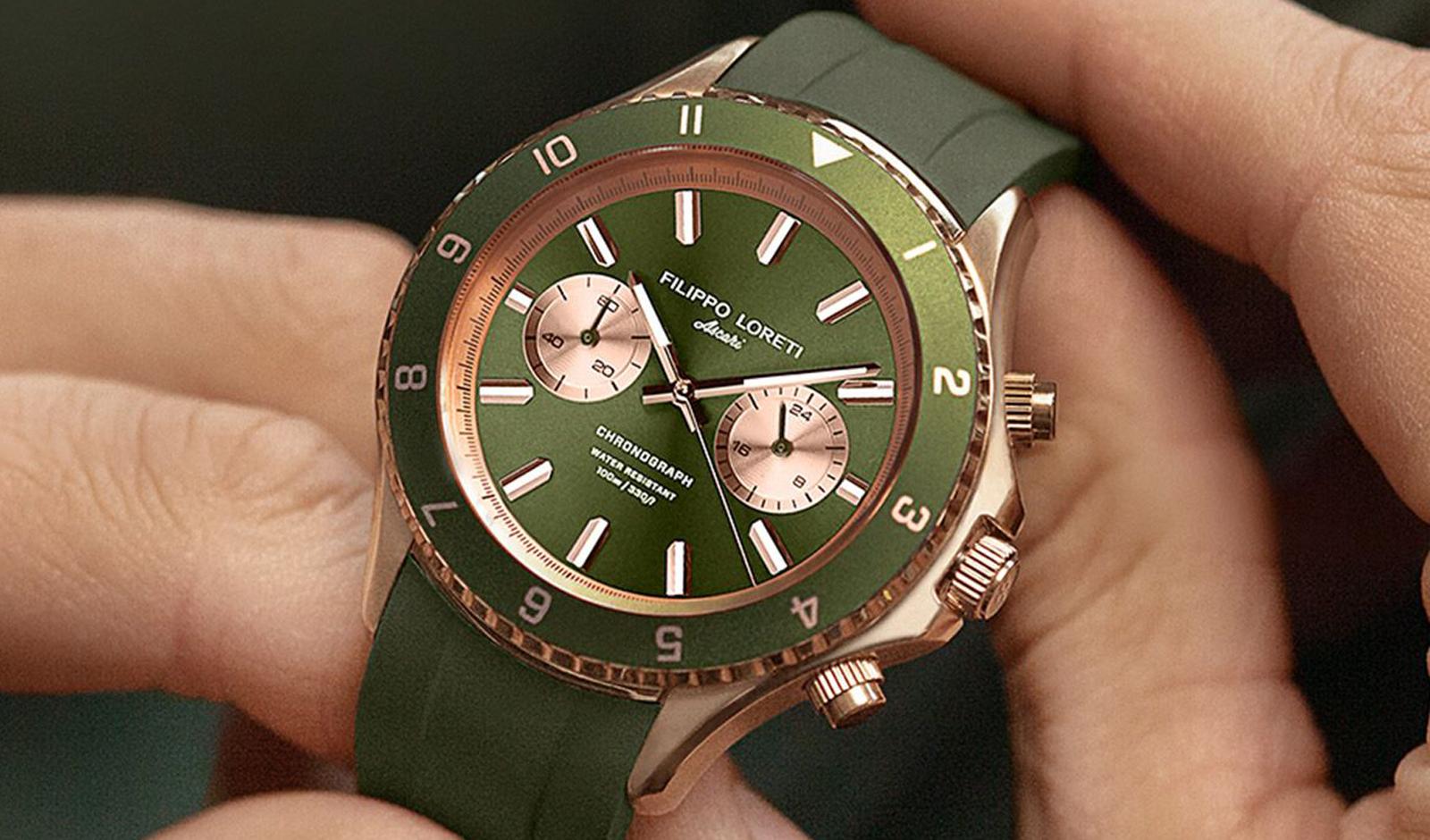 philippo-loreti-green-watch