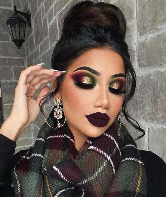 sexy eye makeup trends for fall 6