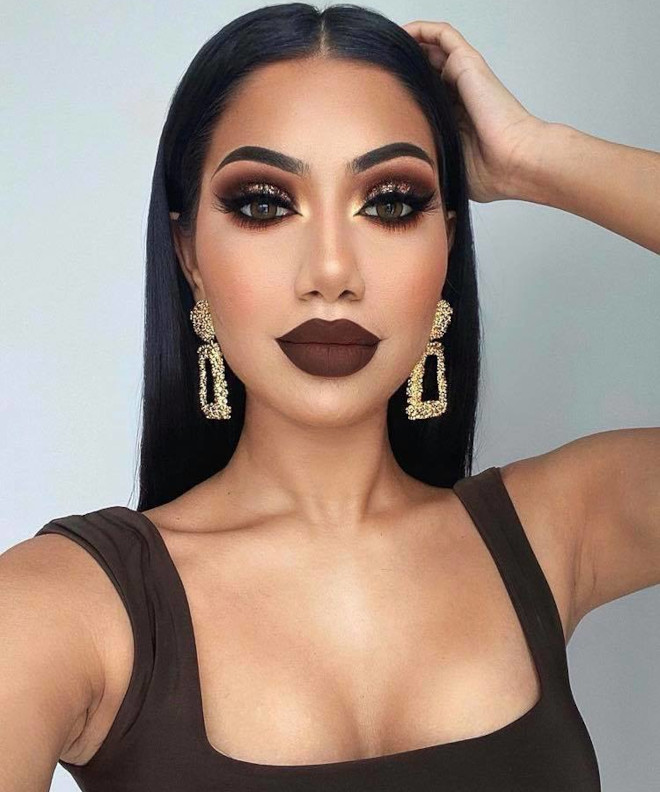 sexy fall makeup looks 1