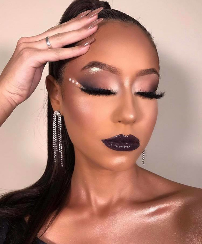 sexy fall makeup looks 3