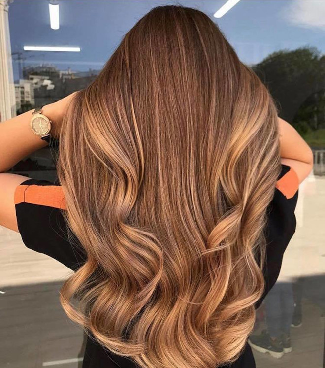 the most popular 2020 fall hair colors 6