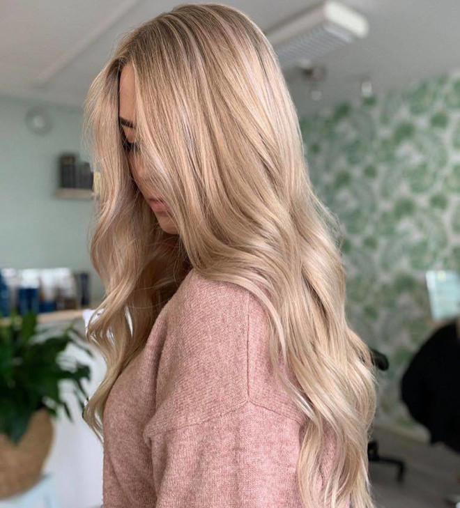 blonde on a dimmer is fall's prettiest hair color if you want to lighten up 9
