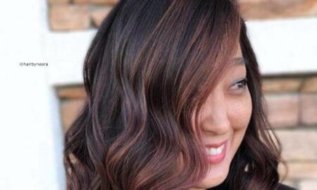 Cinnamon Brown Hair Trend
