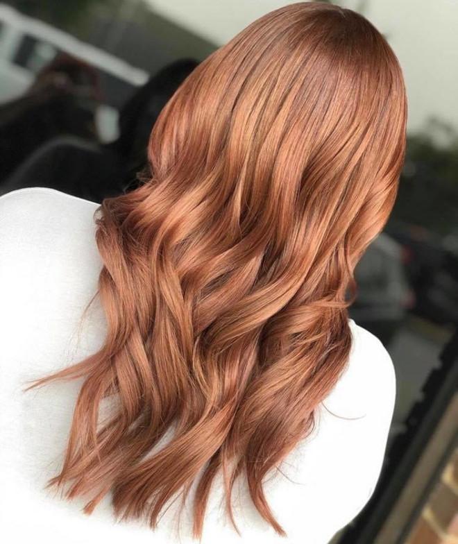 cinnamon brown hair trend 4