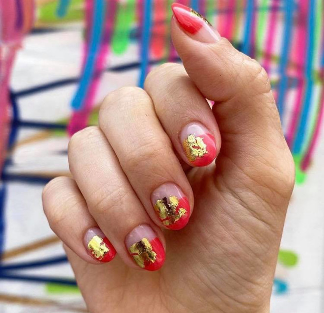 easy french manicure ideas you can diy 2