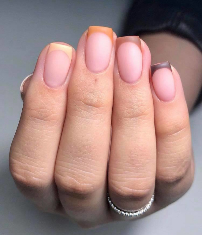 easy french manicure ideas you can diy 5