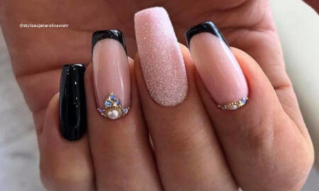 Easy French Manicure Ideas You Can DIY