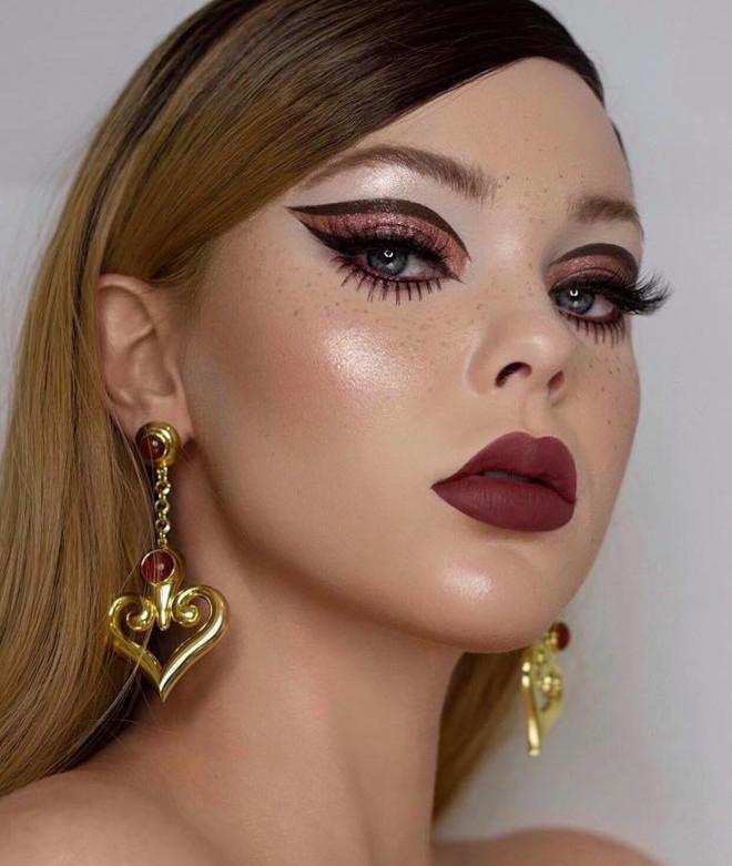 floating eyeliner makeup ideas for fall 6