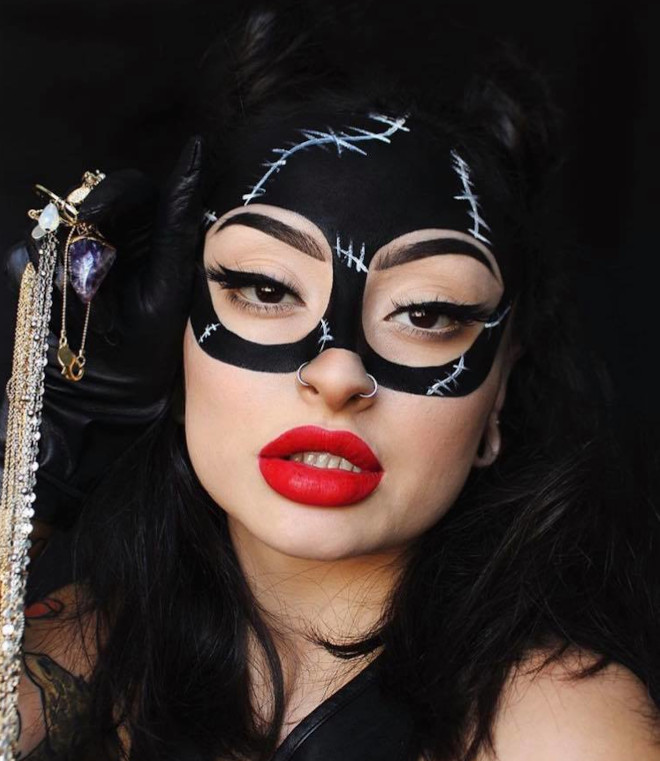 sexy halloween makeup ideas 3