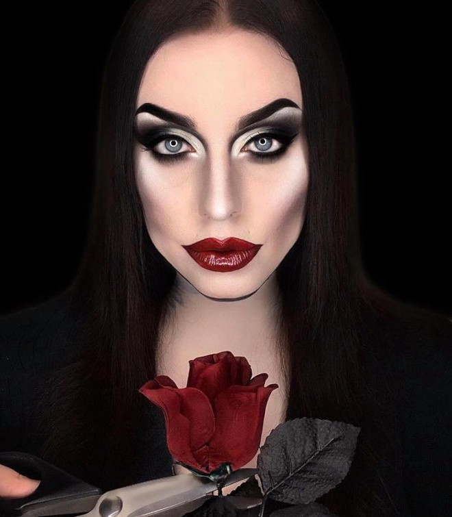 sexy halloween makeup ideas 4