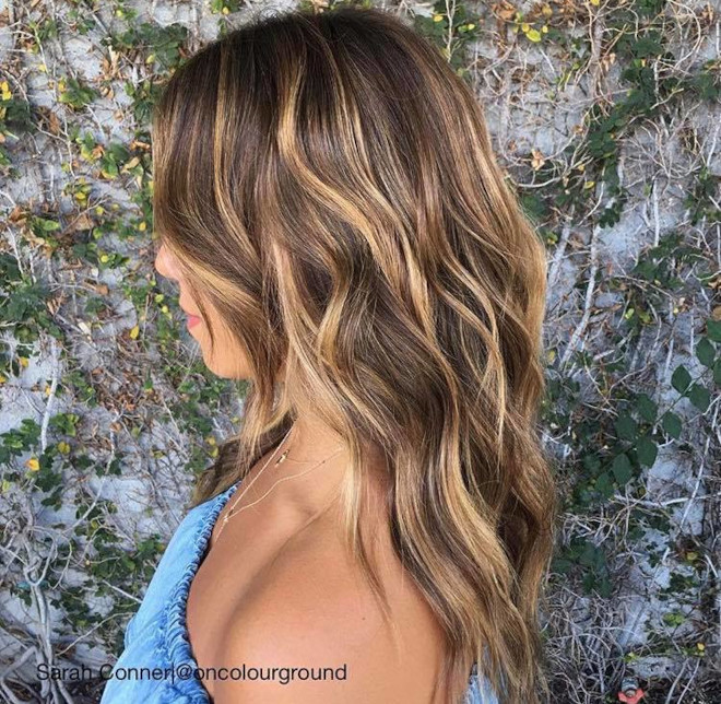 sunkissed brunette is the perfect hair color solution in case of second lockdown 2