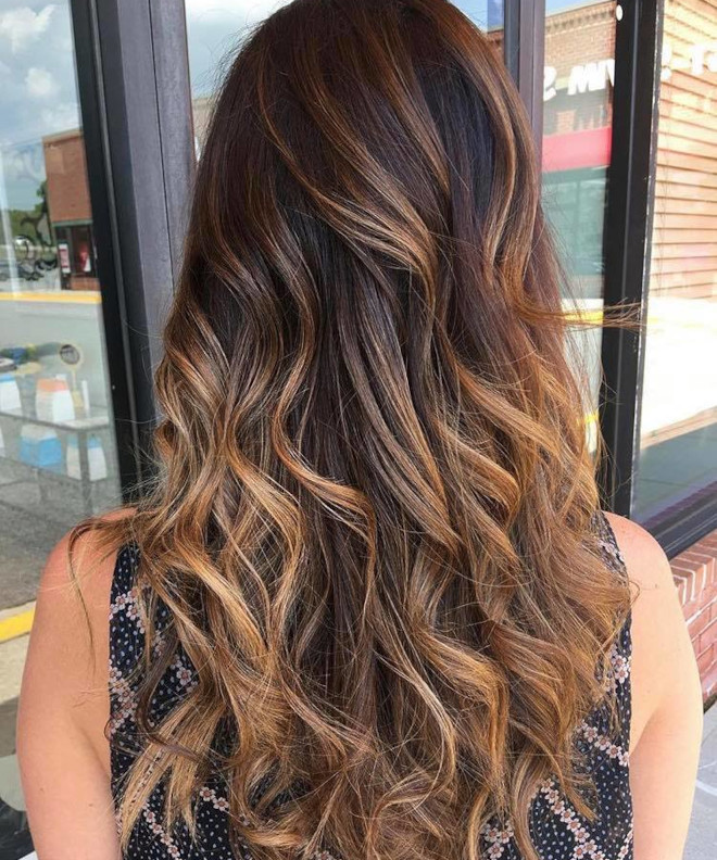 sunkissed brunette is the perfect hair color solution in case of second lockdown 4