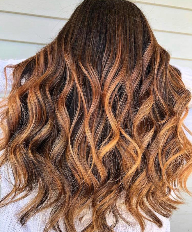 the best brown hair colors for fall 7