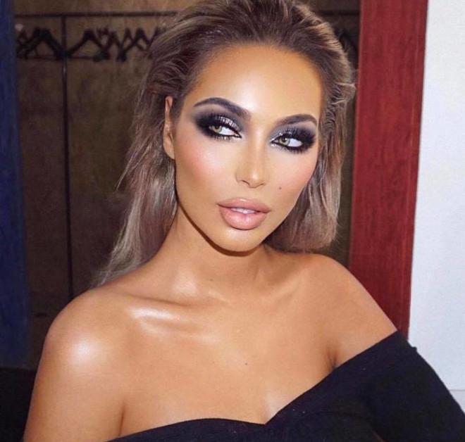 bombshell makeup looks 1