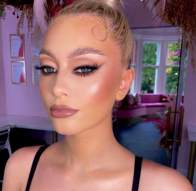 bombshell makeup looks 4