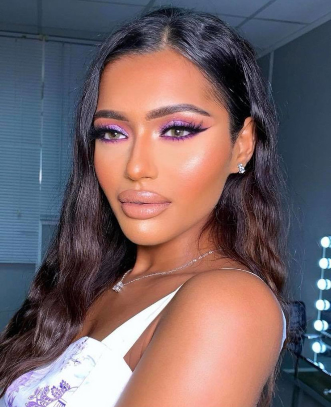 bombshell makeup looks 7