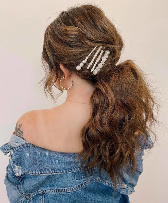 easy holiday hairstyles 5