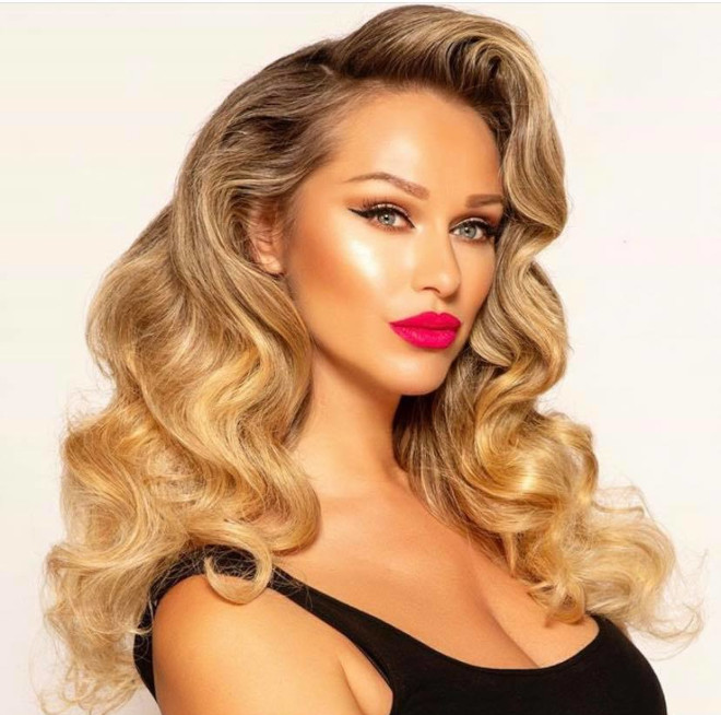sexy holiday hairstyles 8