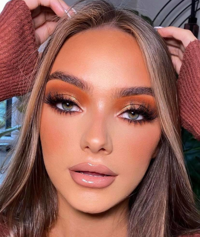 thanksgiving makeup ideas 4