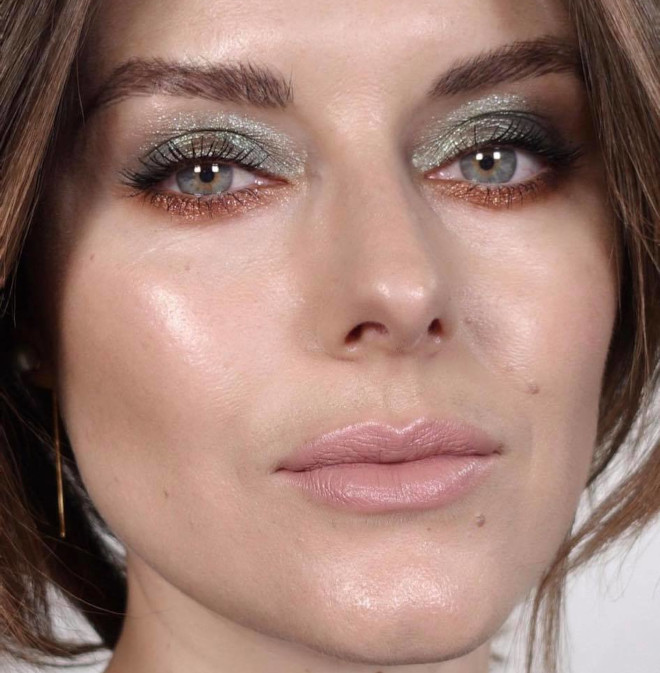 glamorous & easy new year's eve makeup looks 2