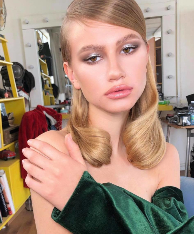 glamorous & easy new year's eve makeup looks 5