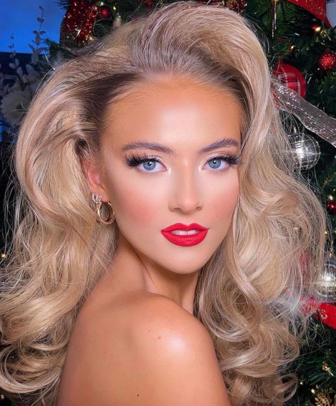 ultra glamorous new year's eve hairstyles