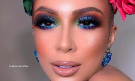 Ultra Glamorous New Year's Eve Makeup Looks