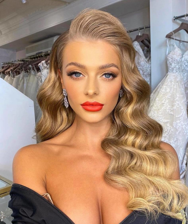 attention brides-to-be - these are the biggest 2021 bridal hair trends