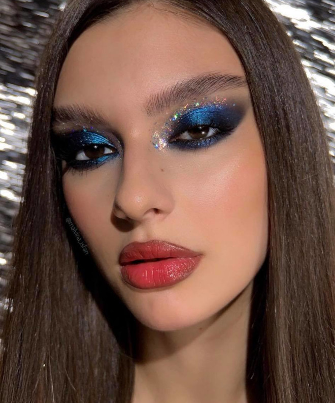 bold & modern 80s makeup looks you can rock now