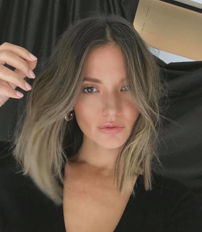 chic lob haircut ideas to refresh your look for spring 3