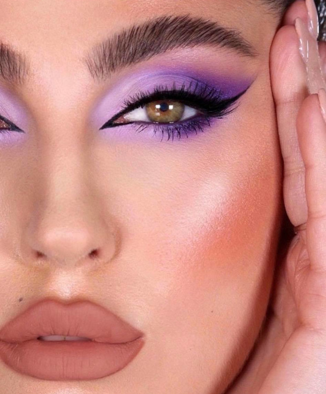 invite spring vibes into your beauty routine with pastel makeup looks