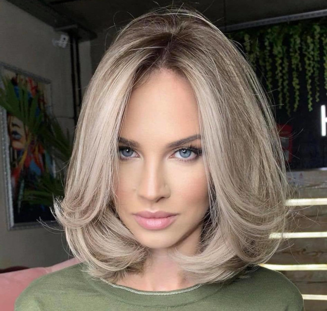 refresh your look this spring with these mesmerizing lob haircuts 3