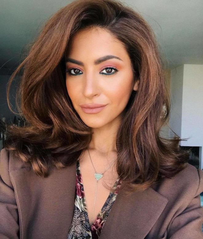 refresh your look this spring with these mesmerizing lob haircuts 9