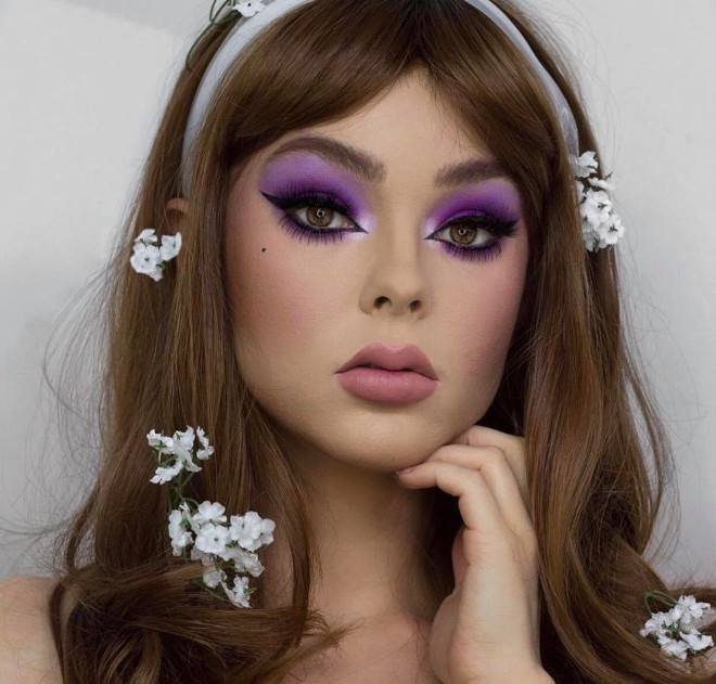 these 60s style makeup looks will turn you into a retro bombshell