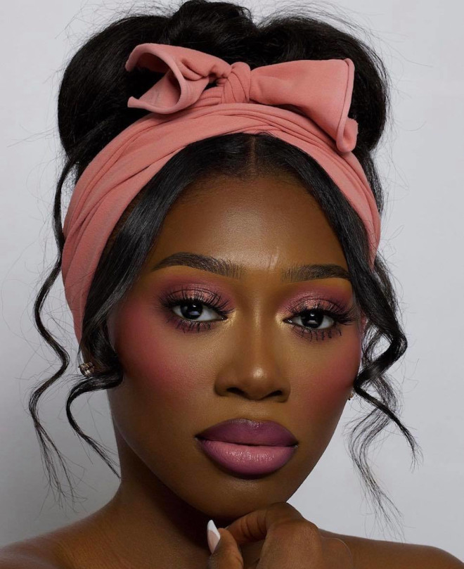 try these romantic rose makeup looks for a youthful and radiant appearance 1