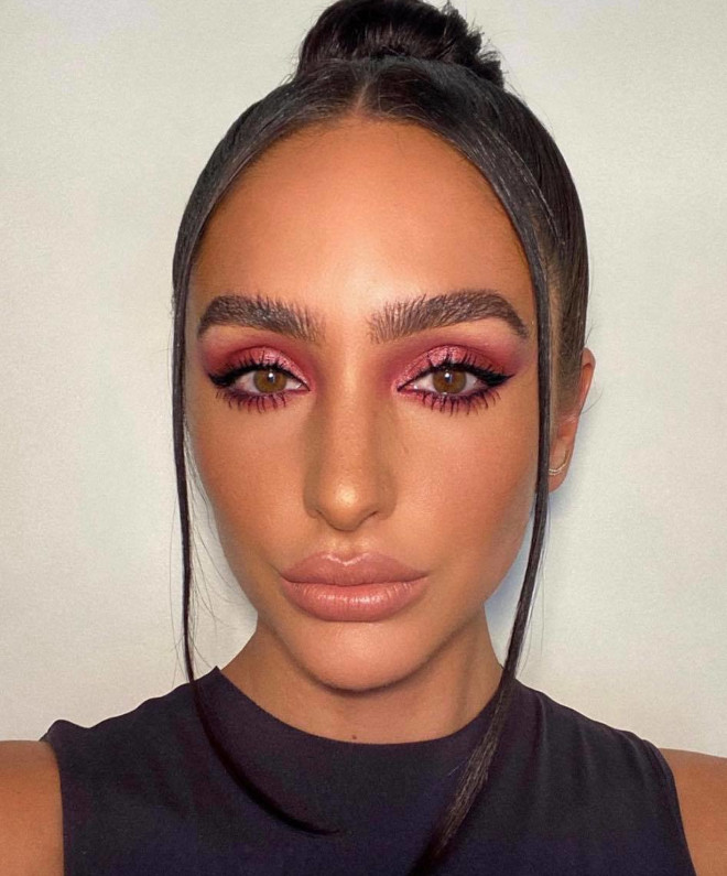 try these romantic rose makeup looks for a youthful and radiant appearance 4