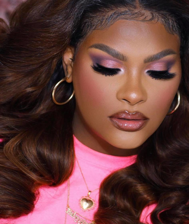 try these romantic rose makeup looks for a youthful and radiant appearance 8