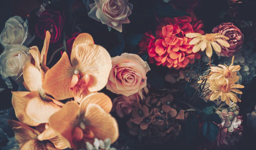 arts-and-crafts-from-fabric-fake-flowers