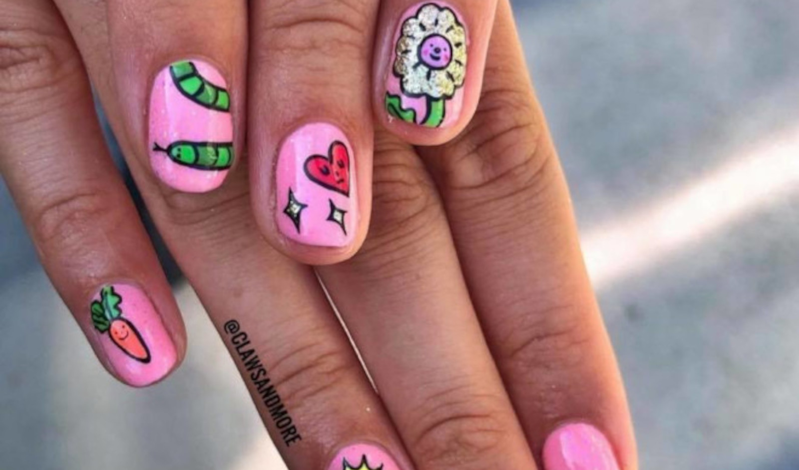 Pink Nails Are Taking Over the Internet- Here Are The Best Pink Nail Designs to Recreate