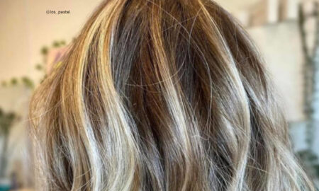 Ribbon Blonde is the Low-Maintenance Hair Color Trend Perfect for Summer