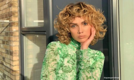 The Curly Shag is the Hottest Haircut to Show off Your Texture This Summer