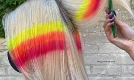 The Prettiest Rainbow Hair Colors to Rock During Pride Month