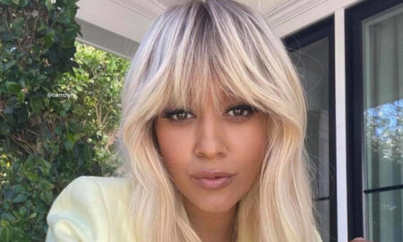 The Coconut Candy Hair Color Trend for Summer Looks as Good as It Sounds